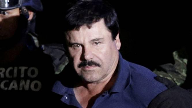 VS eisen 12,7 miljard dollar van Mexicaanse drugsbaron 'El Chapo'