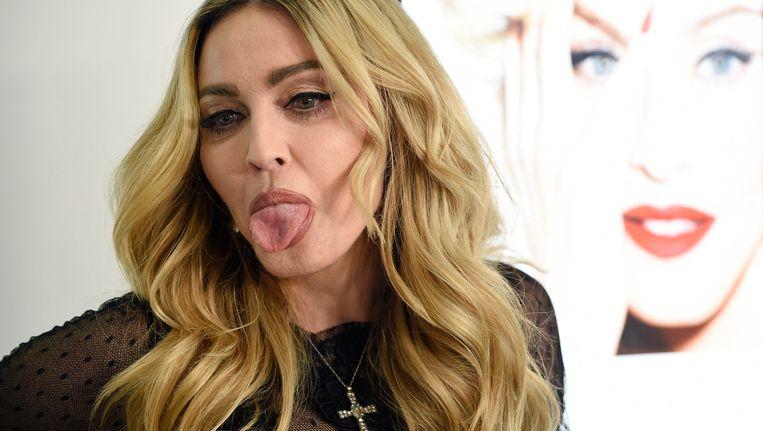 Madonna. Beeld epa