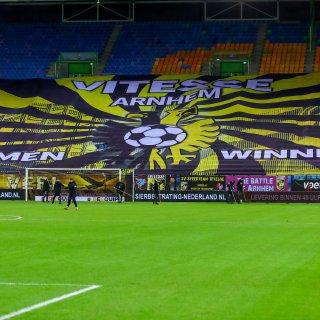 Vitesse scoort goed met voor eredivisie onorthodoxe 5-3-2-tactiek