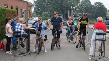 Westouter fietst Reningelst er af