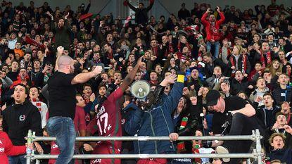 Clubs ontvangen supporters op speeldagen 3 en 4 van play-offs in rookvrij stadion