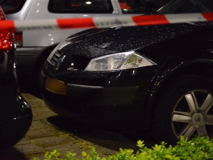 De auto die Nasim dodelijk raakte werd woensdagavond in Breda gevonden.