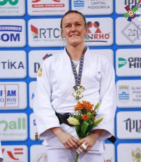 Groesbeekse judoka Van den Berg pakt brons