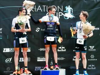 """Baele en Skevin triomferen in halve triatlon van Lievegem: """"Dit belooft voor de rest van ons seizoen"""""""