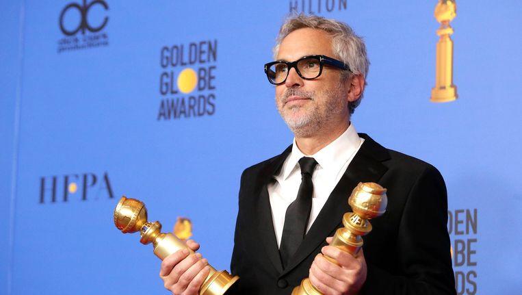 Romaregisseur Alfonso Cuarón Beeld ANP