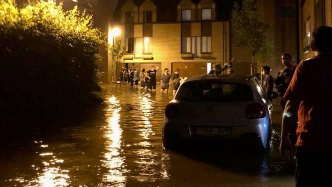 """Nachtelijke overstroming rond Abdij van Park nadat vijver overloopt: """"Op sommige plaatsen is de situatie nog precair"""""""