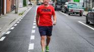 """Andy zocht en vond gezelschap voor uitdaging op Levensloop: """"Ik wandel 24 uur niet alleen"""""""