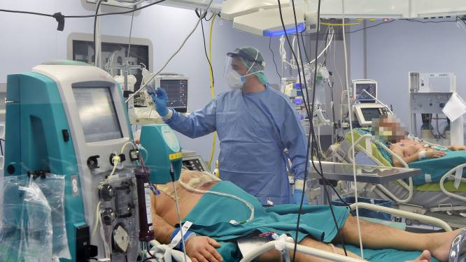 """Intensivist: """"Meeste coronapatiënten op intensive care hebben overgewicht"""""""