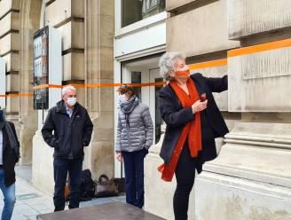 'Warm Alarm'-actie maakt de stijgende zeespiegel zichtbaar in de stad