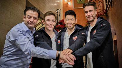 Spurttrein blijft nog drie jaar op de rails: Caleb Ewan en lead-outs verlengen contract bij Lotto–Soudal tot 2022