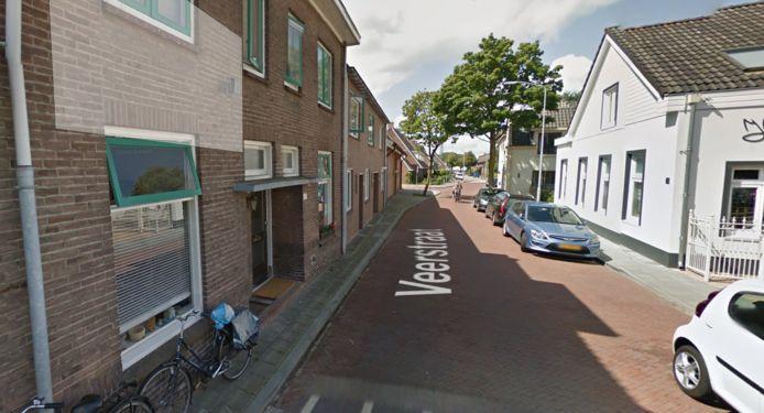 De Veerstraat in Wageningen