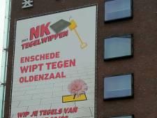 Gaat Oldenzaal nog voor goud op NK Tegelwippen en Frank de (vis)Boer ondergedoken in De Lutte