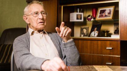 """Tweede oudste man van België (107) neemt laatste keer zelf het woord: """"Ik heb een goed leven gehad"""""""