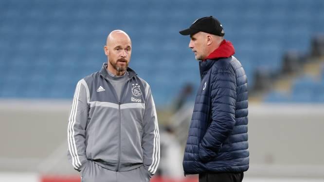 """Clement ondanks verlies tegen Ajax toch tevreden: """"De youngsters toonden lef en bezieling"""""""