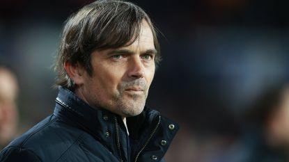 Cocu nog steeds kandidaat nummer één om Vanhaezebrouck bij Anderlecht op te volgen