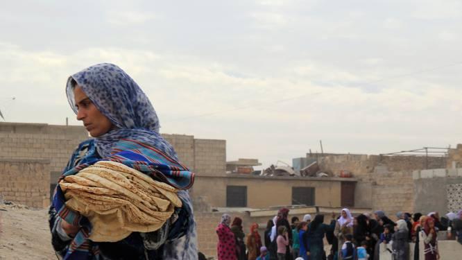 """""""Meer dan 180 burgers omgekomen bij slag om Syrische Minbij"""""""