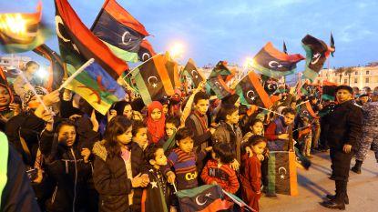 Ondanks crisis vieren duizenden Libiërs zevende verjaardag van de revolutie
