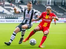 Oud-Heraclied Dabney Dos Santos jaagt bij GA Eagles op terugkeer in eredivisie: 'Ik heb een moeilijke tijd gehad'