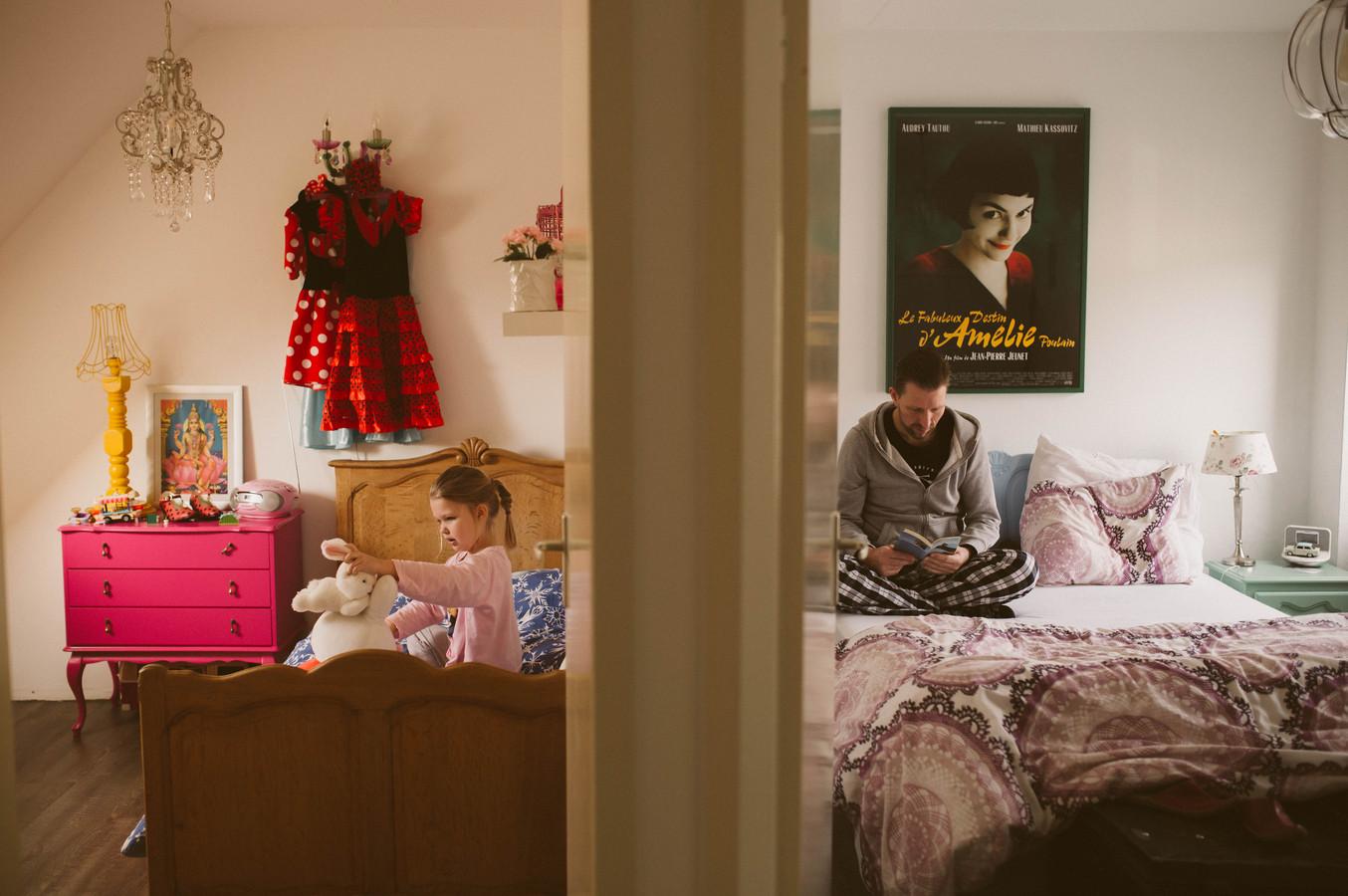 Een van de foto's van Kim Korsten, gemaakt in Brouwhuis