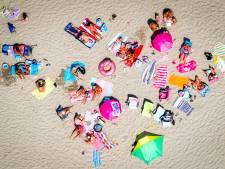 Toerisme ligt op zijn gat, maar dankzij strand komt het wel weer goed met Den Haag
