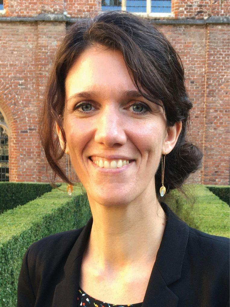 Heidi Mertes: 'Eicellen invriezen haalt spanning uit een relatie. Misschien raakt een vrouw dan sneller natuurlijk zwanger.' Beeld