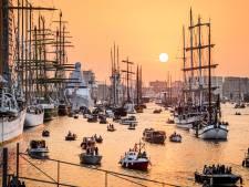Webcams Sail Amsterdam trekken veel kijkers