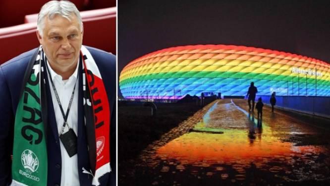 L'Allemagne se pare de couleurs arc-en-ciel: pluie de critiques sur la Hongrie et l'UEFA