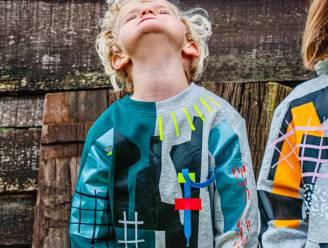"""KLOON maakt unisex slow fashion vol kleurexplosies: """"Ik ben altijd al de 'kloon' van de familie geweest"""""""