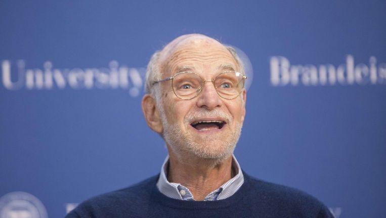Nobelprijswinnaar Michael Rosbash