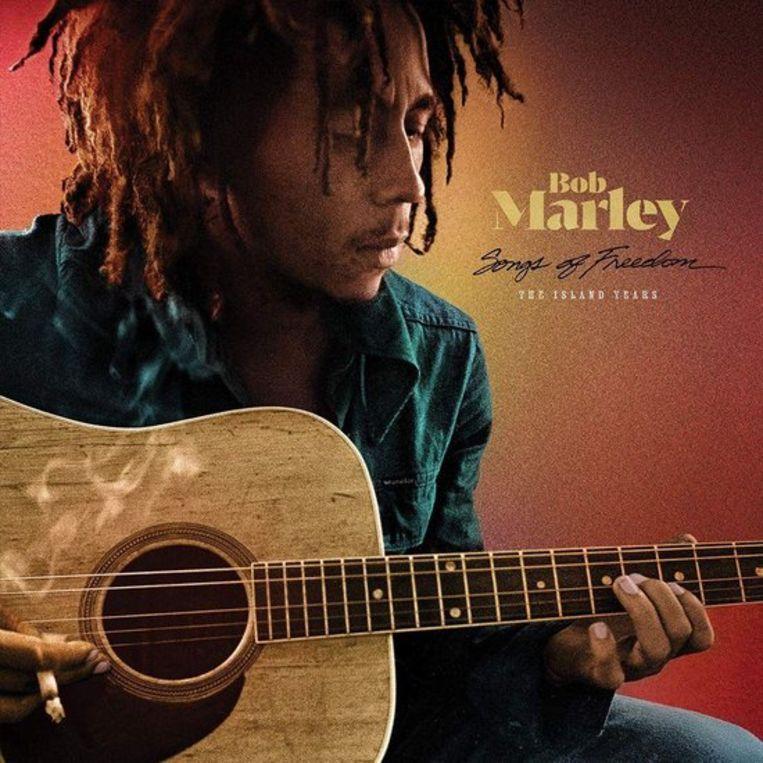 'Songs of Freedom: The Island Years' van Bob Marley is uit bij Island Records. Beeld Humo