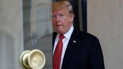 Trump cancelt bezoek aan Amerikaanse militaire begraafplaats: het regent