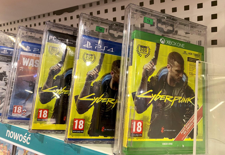 Cyberpunk 2077 is maar liefst 30.000 keer retour gezonden door consumenten. Het spel kampte met enorm veel problemen nadat het in december uitkwam.