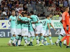 Lukaku negeert racistische geluiden en bezorgt Inter zege