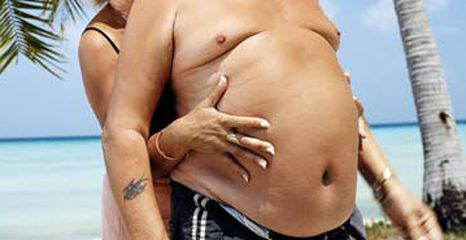 Vrouwen dikke val ik op Val op