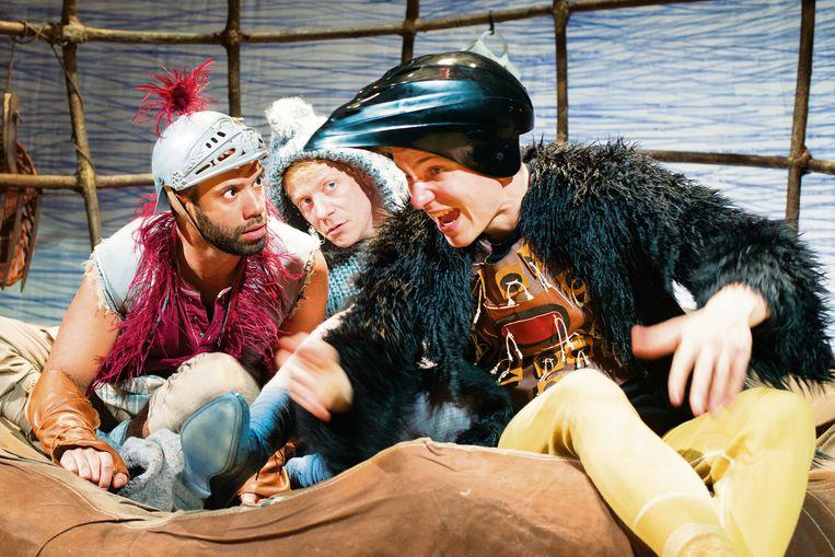 scene uit Jabber Beeld Laura Luca