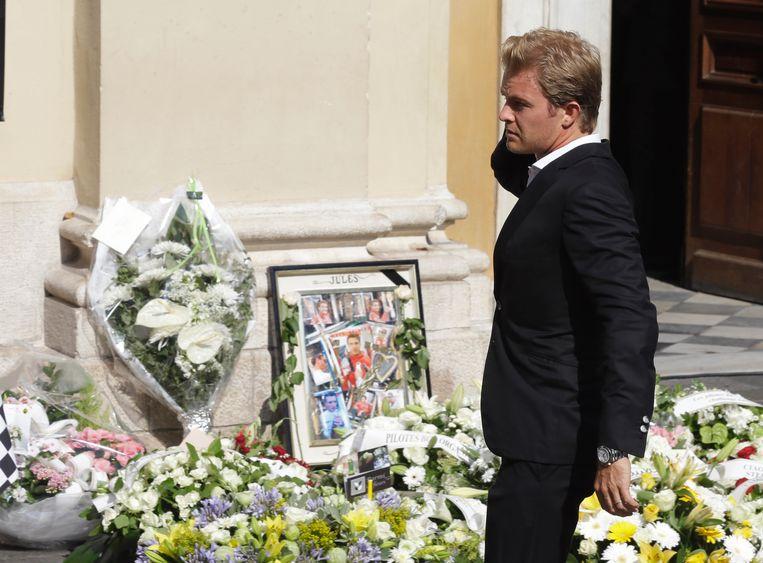 Nico Rosberg. Beeld AP