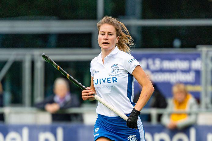 2020-2021, Margot Zuidhof van Kampong.