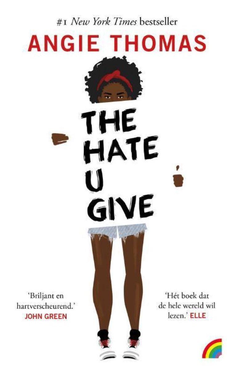 The Hate U Give, Angie Thomas (15+, Nederlandstalig) Moon; 368 blz. €9,00 Beeld