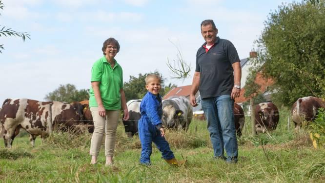 De Rashoeve: blusapparatuur en vers vlees van de boerderij