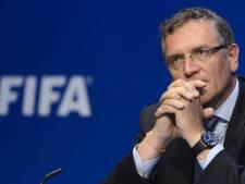 CAS handhaaft schorsing FIFA-bobo Valcke
