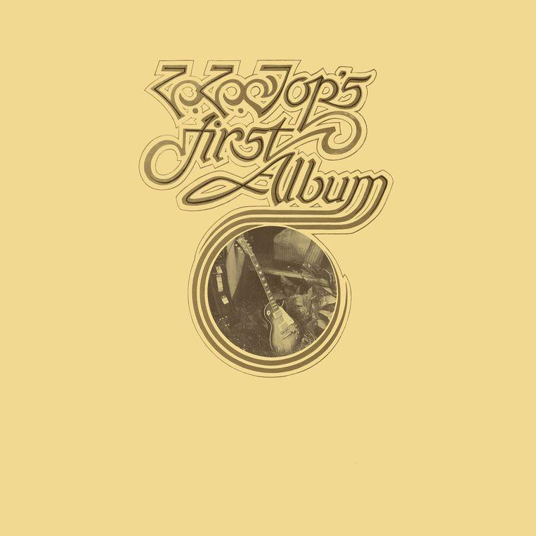 ZZ Top's First Album uit 1971  Beeld
