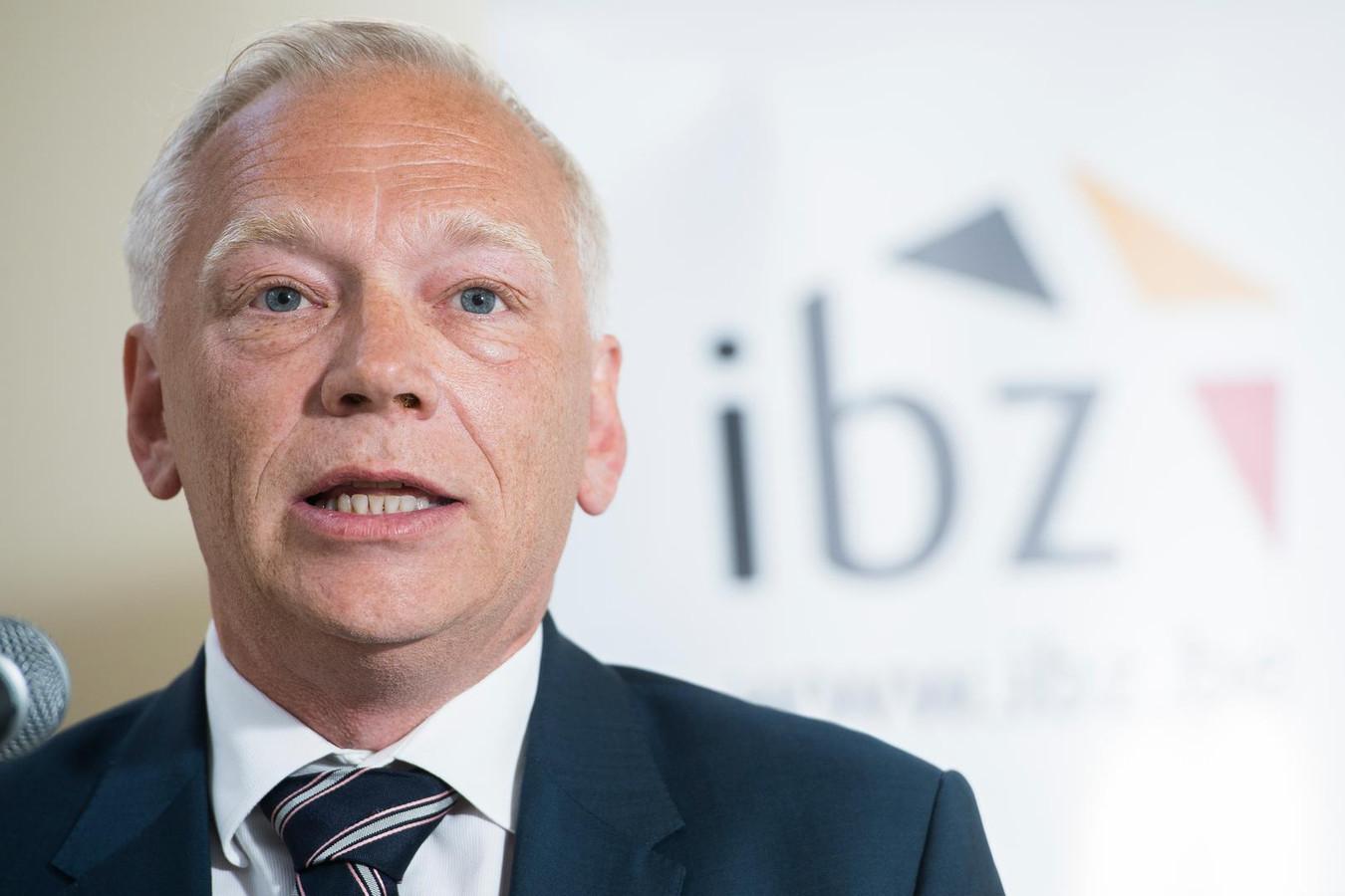 Gouverneur van Waals-Brabant Gilles Mahieu.