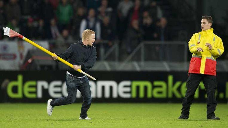 FC Utrecht-hooligan wacht zware straf' | Het Parool