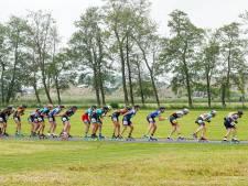 Terwijl het buiten boven de 30 graden is, richten de marathonschaatsers hun blik al op het nieuwe seizoen