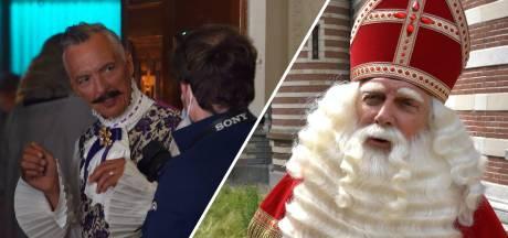 Sinterklaas brengt zomer door in Nederland met Martien Meiland