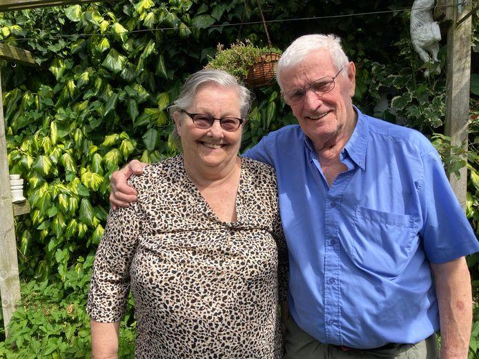 Zestig jaar getrouwd: Willie en Annie Strijbosch