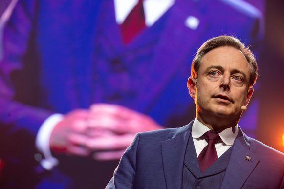 """N-VA-voorzitter Bart De Wever is naar eigen zeggen bereid """"zijn verantwoordelijkheid op te nemen""""."""