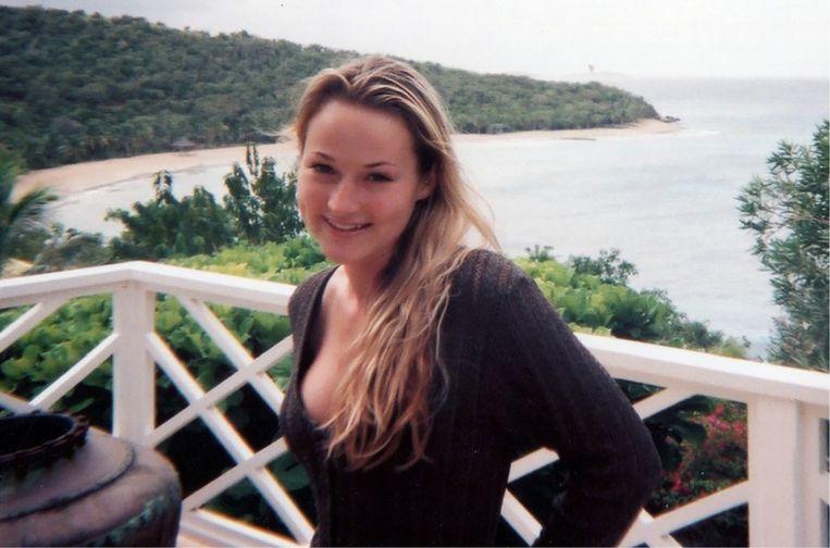 Chauntae Davies op Little Saint James: 'Ik heb me lang geschaamd voor wat Epstein met mij heeft gedaan.' Beeld BSR Agency