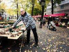 Het is meteen veel stiller in de Utrechtse binnenstad: 'Er lopen meer mensen in gele pakken dan in burger'