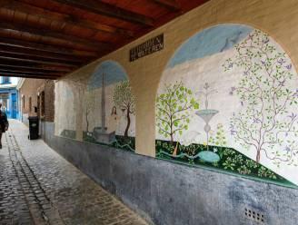 Kunstparcours Adrianopolis leidt bezoekers langs tien kunstwerken